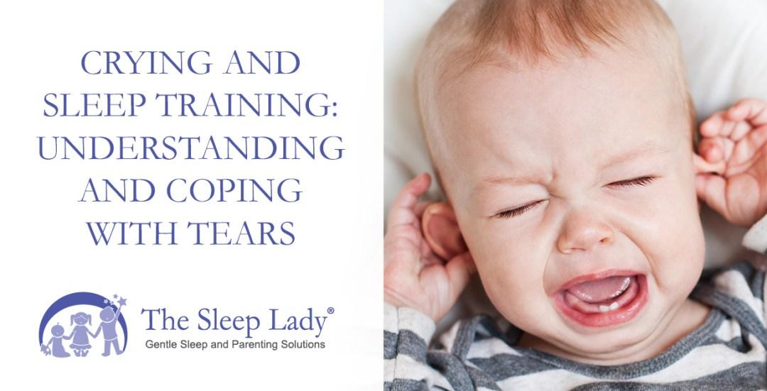 crying and sleep training