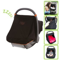 Snoozeshade Car Seat Canopy