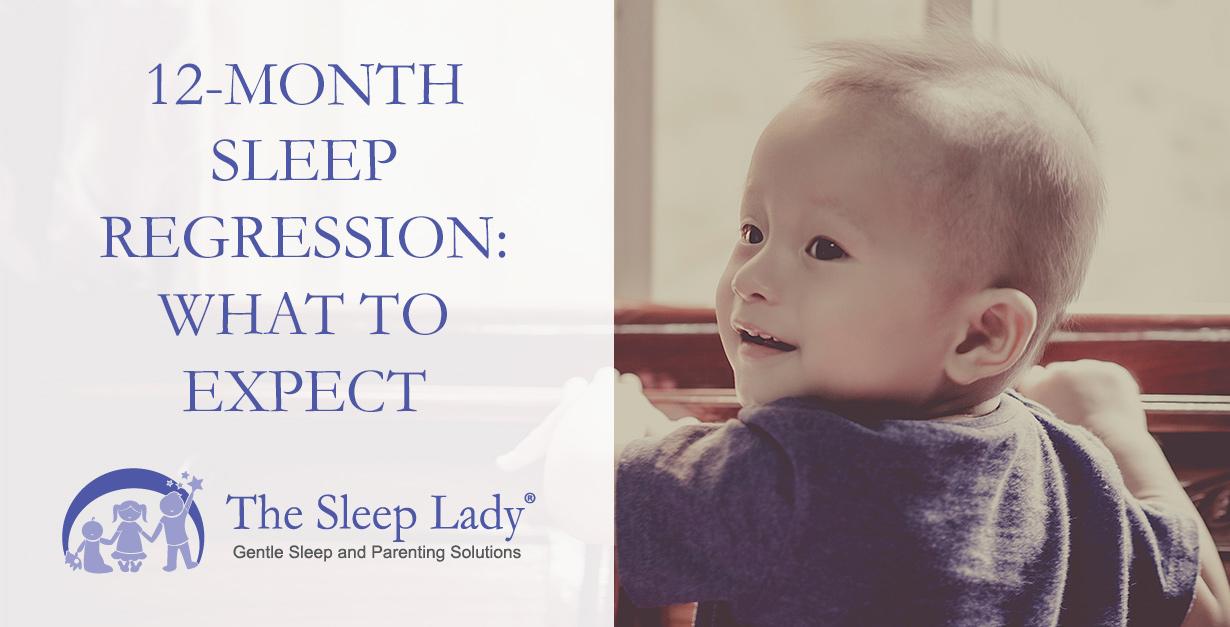 12 month sleep regression