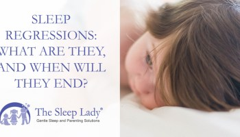 The 15 Month Sleep Regression --- What to Expect