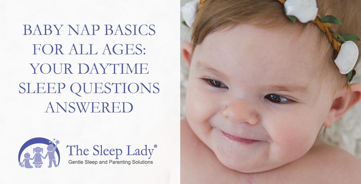 baby nap basics