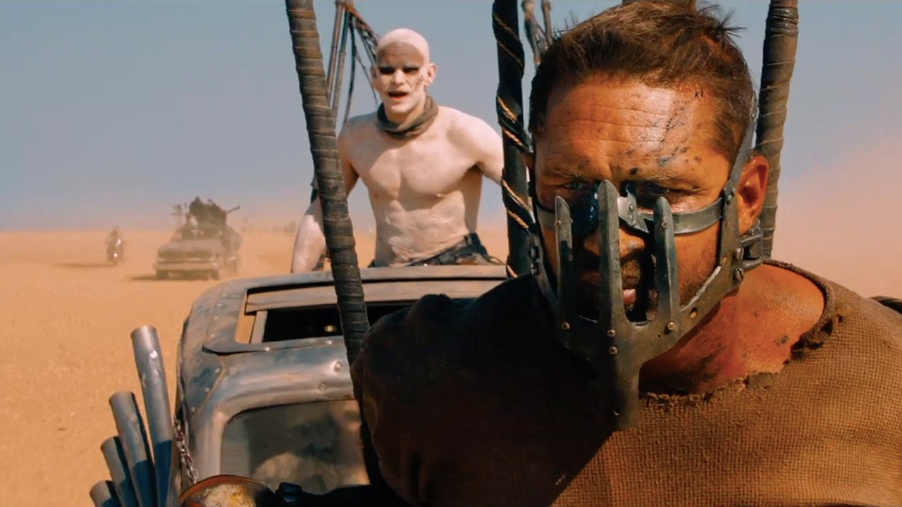 Movie Review Mad Max Fury Road 2015 The Maddest Of