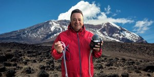 Mt Kilimanjaro with CPAP