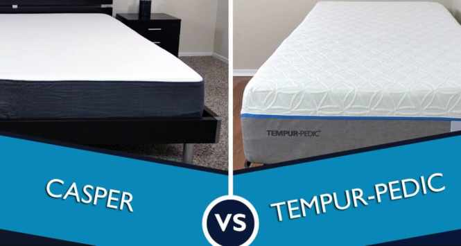Tempur Pedic Who Will Win This Mattress Battle