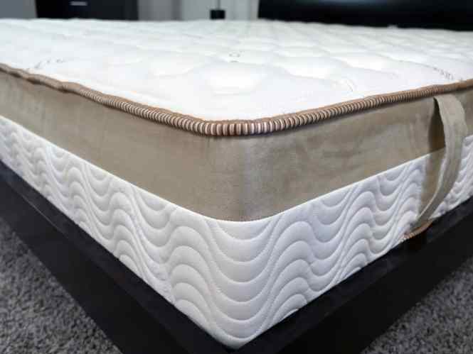 Loom Leaf Mattress Cover