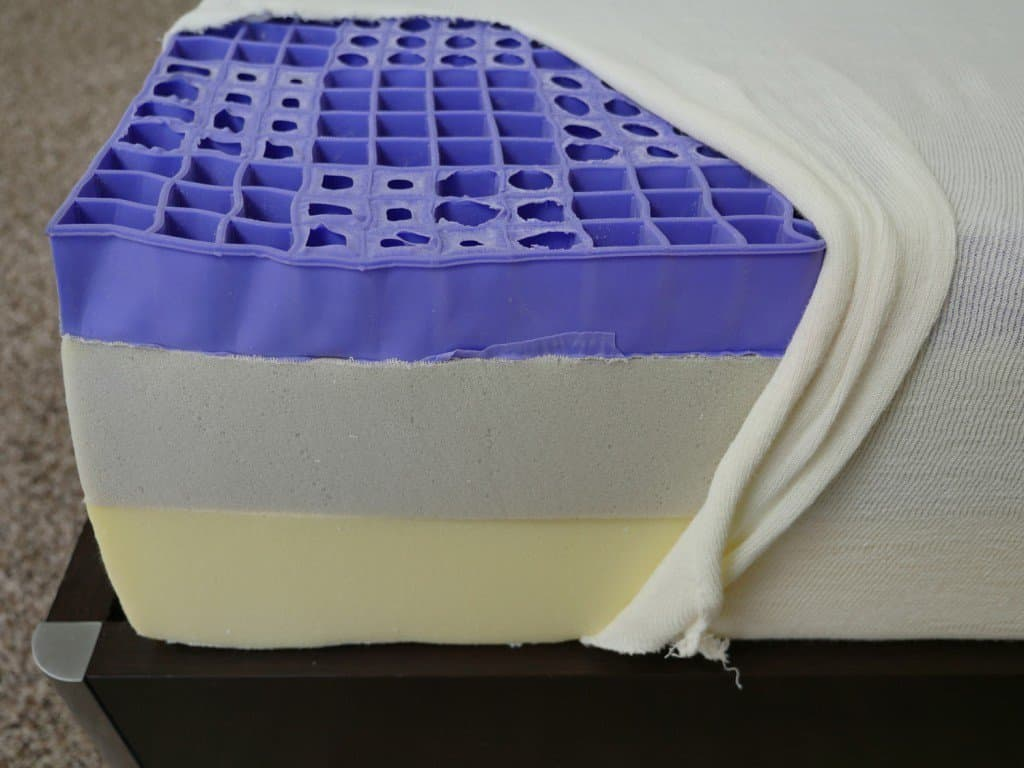 Best Mattress for Heavy People   Sleepopolis Featured above  the Purple mattress   utilizes a high elastic polymer    poly foams to
