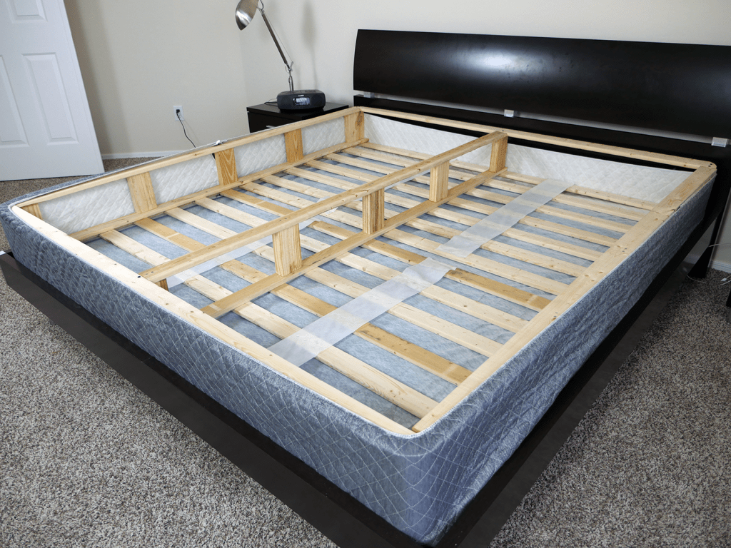 GhostBed Boxspring Foundation Review Sleepopolis