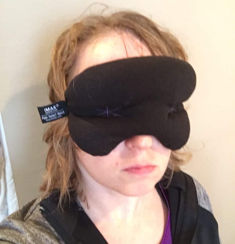 imak pain relief mask review sleepopolis