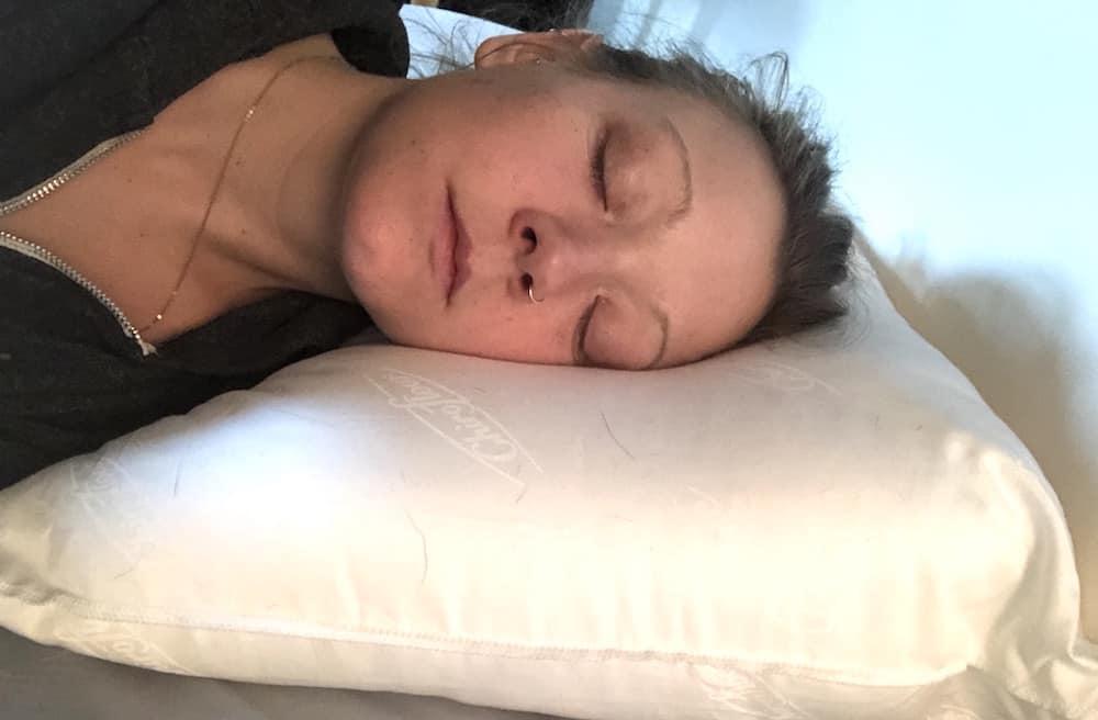 chiroflow premium water pillow review