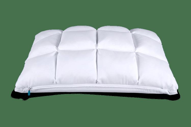 leesa hybrid pillow review sleepopolis