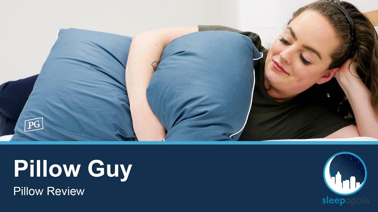 pillow guy down alternative pillow review 2021 sleepopolis