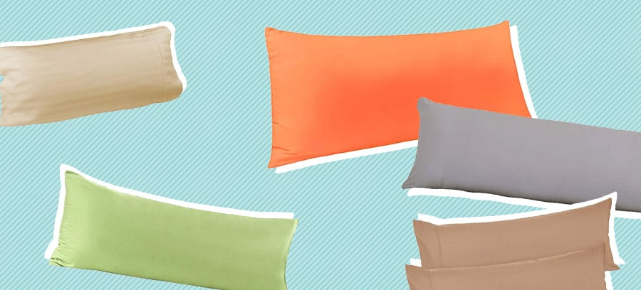 best body pillow covers sleepopolis