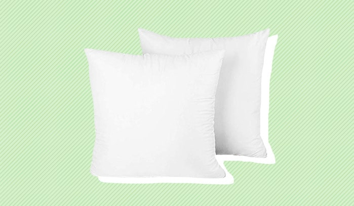 best pillow inserts sleepopolis