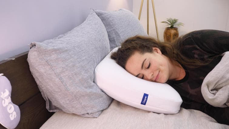 best pillows for side sleepers 2021