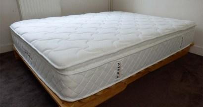 colchón Hypnia bienestar superior lado