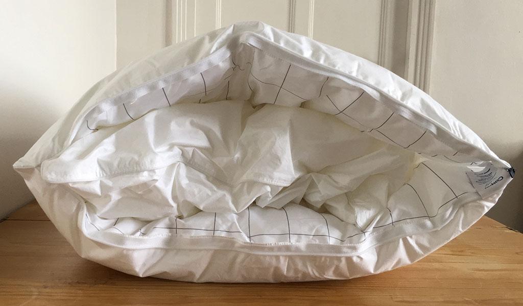 oreiller Casper intérieur