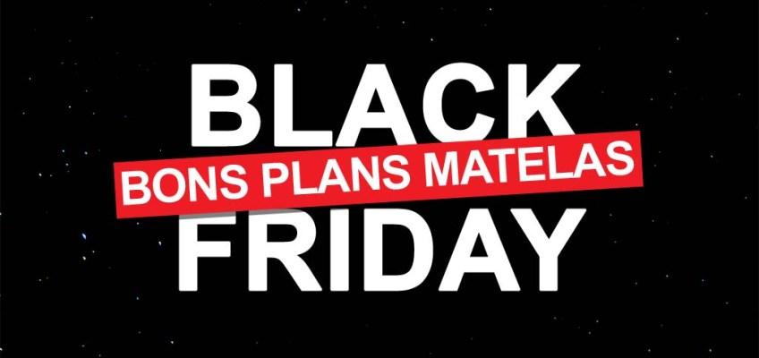 Black Friday 2018 : les promotions de matelas en ligne