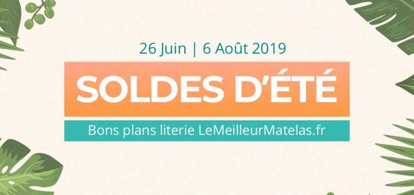 Soldes d'été 2019 : les meilleurs plans literie