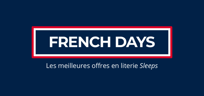 French Days 2019 : les meilleures offres literie