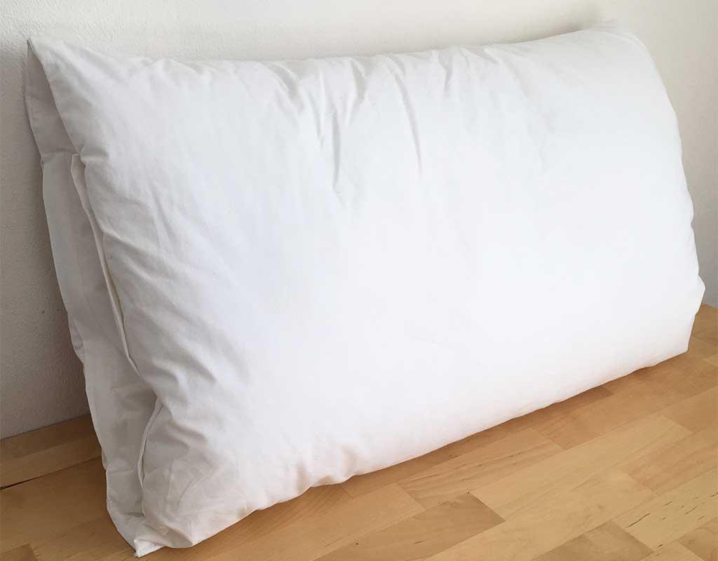 oreiller Wopilo Plus côté