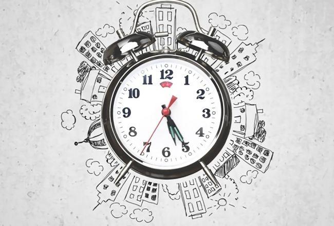 目覚まし時計についての画像
