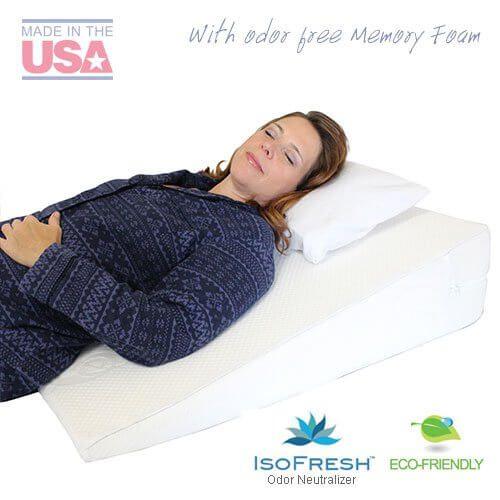 acid reflux pillow top choices