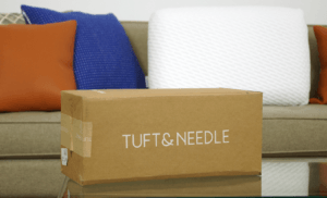 tuft needle pillow review