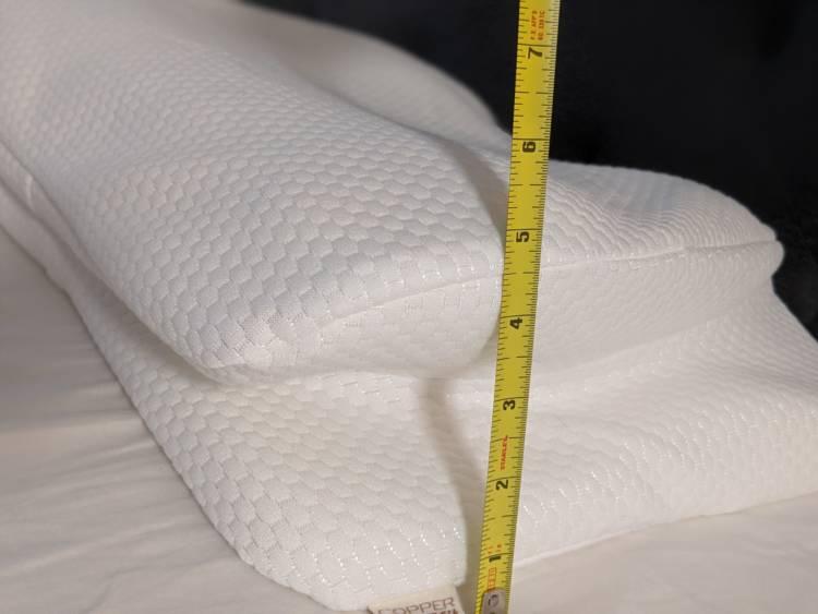 angel sleeper pillow review