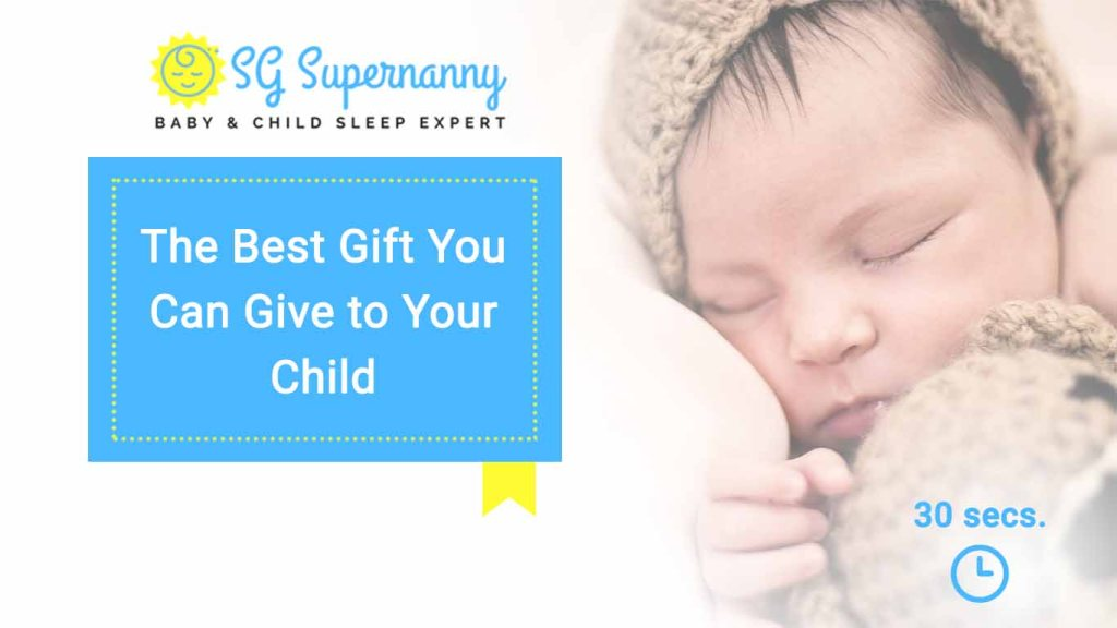 The Best Gift You Can Give To Your Child Web