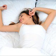 Harnessing a cozy sleep