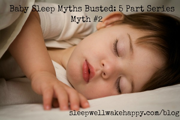 Baby Sleep Myths Busted:  Good Sleepers