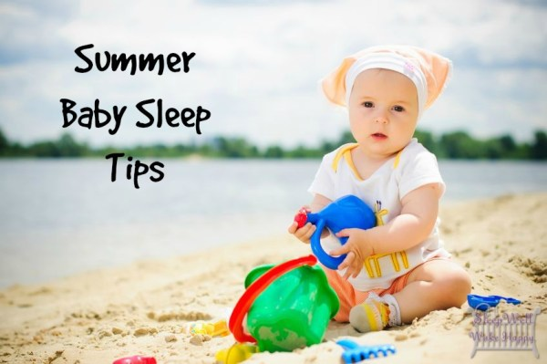 Summer Baby Sleep Tips