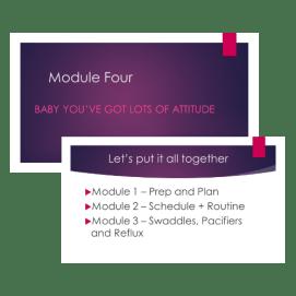 Module 4 Screenshots