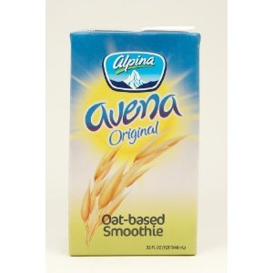 Alpina Oat-based Smoothie Original Flavor 32 oz (Pack of 2)