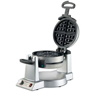 Waring Pro WWM1200PC Double Extra Deep Belgian Waffle Maker