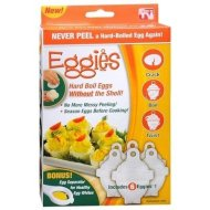 SPM New Eggies Hard Boil Egg Cooker system