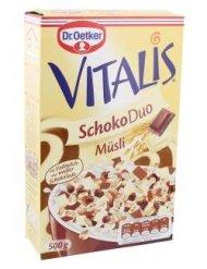 Vitalis Choco Duo Muesli