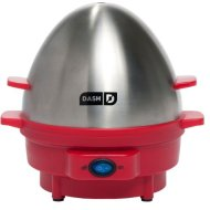 Dash Kitchen 7-Egg Rapid Egg Cooker, Red