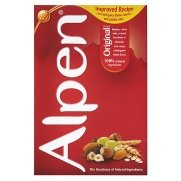Alpen All Natural Muesli Cereal Original — 14 oz