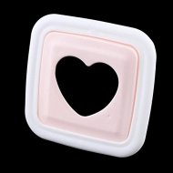 Sandwich Bread Toast Heart Hearted Shape Maker Mold Mould Cutter DIY Tool