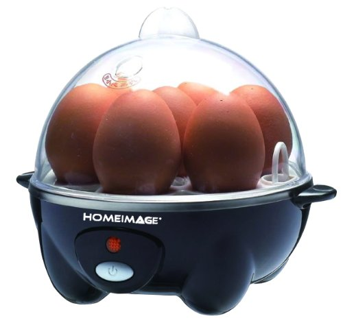HOMEIMAGE Electric Egg Cooker for up to 7 eggs – HI-92254