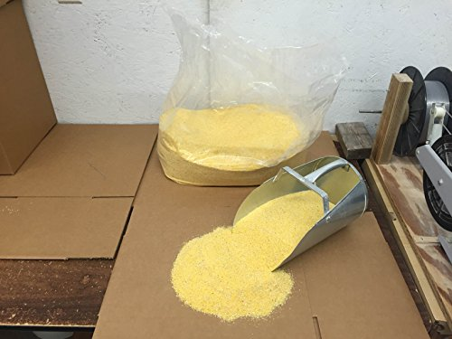Palmetto Farms Bulk Yellow Grits 25 Pounds – Non GMO – Naturally Gluten Free, Produced in a Wheat free facility – Grinding Grits Since 1934