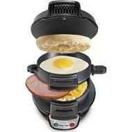 Hamilton Beach Breakfast Sandwich Maker – Black (25477)