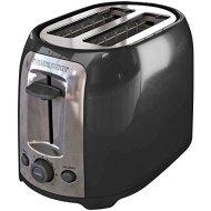 Black & Decker TR1278B 2-Slice Toaster, Black