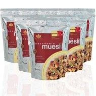 Brookfarm Toasted Macadamia Muesli Granola, 12.35-Ounce Bag (350g) – 6 Pack