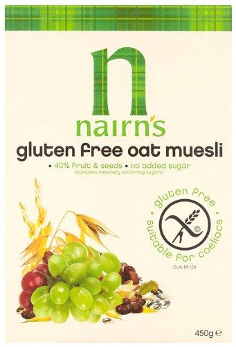 Nairns – Gluten Free Oat Muesli – 450g