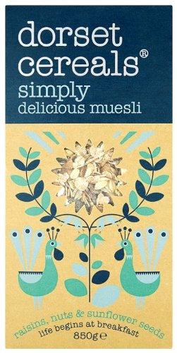 Dorset Cereals – Muesli – Simply Delicious Muesli – 850g (Case of 5)