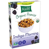 Kashi Indigo Morning Organic Corn Cereal With Dark Berries, 10.3 oz