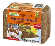 Mestemacher Muesli Bread, 10.5 Ounce (Pack of 9)