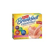 Carnation Breakfast Essentials Complete Nutritional Drink, Packets, Strawberry Sensation 10 ea